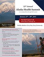 2015 Alaska Health Summit Brochure